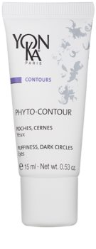 Yon-Ka Contours Phyto crema para contorno de ojos antibolsas y antiojeras