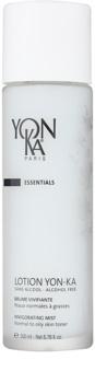 Yon-Ka Essentials revitalisierender alkoholfreier Sprühnebel für normale bis fettige Haut