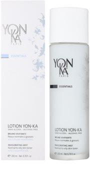 Yon-Ka Essentials fluido revitalizador sem álcool para pele normal a oleosa