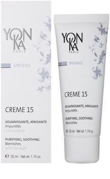 Yon-Ka Specifics die beruhigende Creme für Haut mit kleinen Makeln