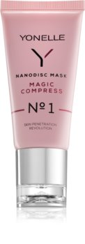 Yonelle Nanodisc Mask Magic Compress N° 1 masque visage intense pour améliorer instantanément l'apparence de la peau 40+