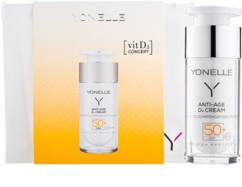 Yonelle Anti - Age D3 Beschermende Anti-Rimpel Crème  SPF50+