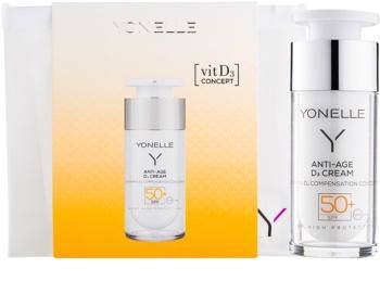Yonelle Anti - Age D3 ochronny krem przeciwzmarszczkowy SPF 50+
