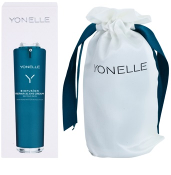 Yonelle Biofusion 3C creme de olhos para cuidado integral antirrugas e anti-olheiras