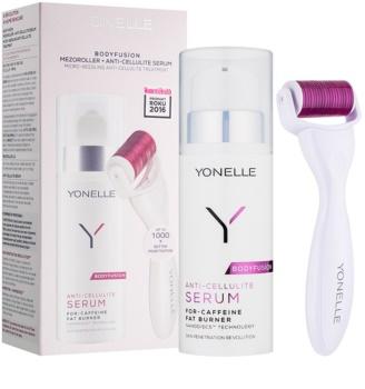 Yonelle Bodyfusion ser anticelulitic + mezoroller