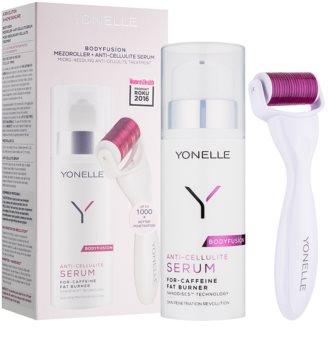 Yonelle Bodyfusion сироватка проти целюліту + мезороллер