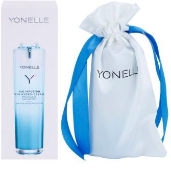 Yonelle H2O Infusion hydratačný očný krém proti vráskam a tmavým kruhom