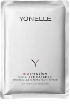 Yonelle H2O Infusíon masque SOS contour des yeux effet lifting