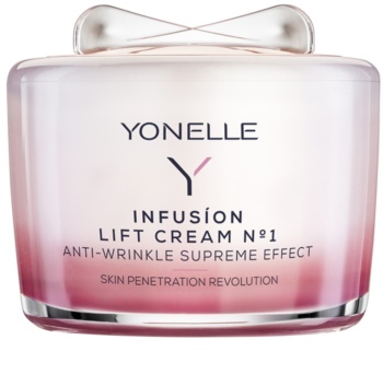 Yonelle Infusíon crema liftante intensa per tendere la pelle