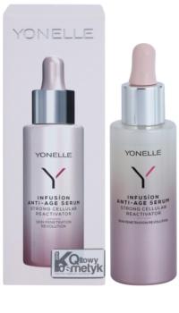 Yonelle Infusíon serum przeciwzmarszczkowe o działaniu wygładzającym