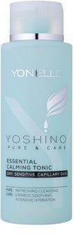 Yonelle Yoshino Pure&Care beruhigendes ätherisches Tonikum für empfindliche und gerötete Haut