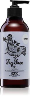 Yope Fig Tree tekuté mydlo s hydratačným účinkom