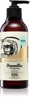 Yope Boswellia & Rosemary gel de banho natural