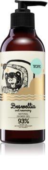 Yope Boswellia & Rosemary gel douche naturel