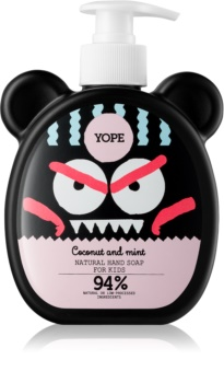 Yope Coconut & Mint Hand Soap for Kids