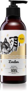 Yope Linden Liquid Soap with Moisturizing Effect