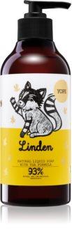 Yope Linden sapun lichid cu efect de hidratare