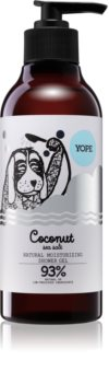 Yope Coconut & Sea Salt prírodný sprchový gél s hydratačným účinkom