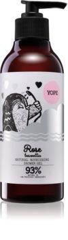 Yope Rose & Boswellia gel douche naturel effet nourrissant