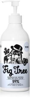 Yope Fig Tree regenerační mléko na ruce a tělo