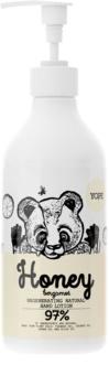 Yope Honey & Bergamot пом'якшуюче зволожуюче молочко для рук