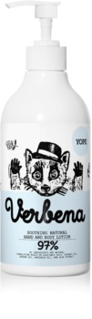 Yope Verbena Soothing Milk for Hands and Body
