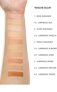 Yves Saint Laurent Touche Éclat Concealer for All Skin Types