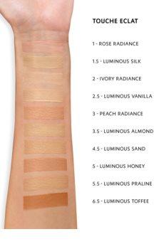 Yves Saint Laurent Touche Éclat corrector para todo tipo de pieles