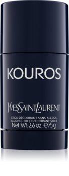 Yves Saint Laurent Kouros desodorante en barra para hombre 75 g