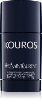 Yves Saint Laurent Kouros desodorizante em stick para homens 75 g