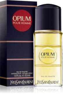 Yves Saint Laurent Opium pour Homme toaletní voda pro muže 50 ml