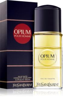 Yves Saint Laurent Opium pour Homme eau de toilette pentru barbati 100 ml
