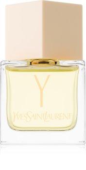 Yves Saint Laurent Y eau de toilette pentru femei 80 ml