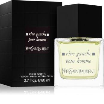 Yves Saint Laurent Rive Gauche Pour Homme eau de toilette férfiaknak 80 ml
