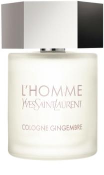 Yves Saint Laurent L'Homme Cologne Gingembre kolínská voda pro muže 60 ml