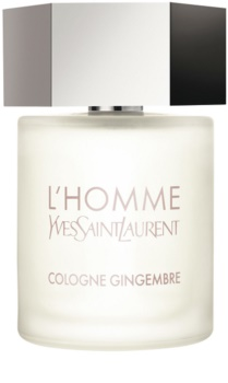 Yves Saint Laurent L'Homme Cologne Gingembre kölnivíz férfiaknak 60 ml