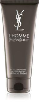 Yves Saint Laurent L'Homme gel de duche para homens 200 ml