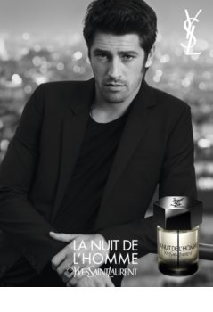 Yves Saint Laurent La Nuit de L'Homme toaletna voda za moške 100 ml