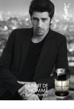 Yves Saint Laurent La Nuit de L'Homme voda po holení pro muže 100 ml
