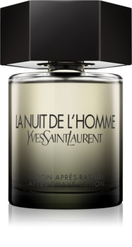 Yves Saint Laurent La Nuit de L'Homme Aftershave lotion  voor Mannen 100 ml