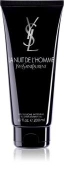 Yves Saint Laurent La Nuit de L'Homme gel de duche para homens 200 ml
