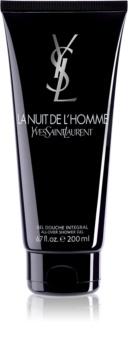 Yves Saint Laurent La Nuit de L'Homme gel za prhanje za moške 200 ml