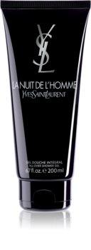 Yves Saint Laurent La Nuit de L'Homme żel pod prysznic dla mężczyzn 200 ml
