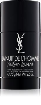 Yves Saint Laurent La Nuit de L'Homme Deodorant Stick for Men 75 g