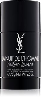 Yves Saint Laurent La Nuit de L'Homme Deodorant Stick voor Mannen 75 gr