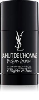 Yves Saint Laurent La Nuit de L'Homme deostick pentru bărbați 75 g