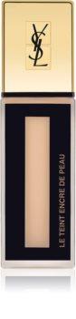 Yves Saint Laurent Le Teint Encre de Peau gyengéd mattító make-up SPF 18