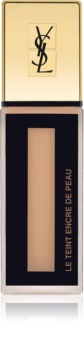 Yves Saint Laurent Le Teint Encre de Peau maquillaje ligero matificante  SPF 18