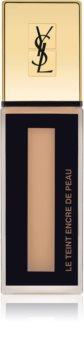 Yves Saint Laurent Le Teint Encre de Peau matificante suave de maquilhagem SPF 18