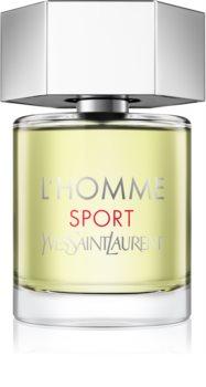 Yves Saint Laurent L'Homme Sport Eau de Toilette voor Mannen 100 ml